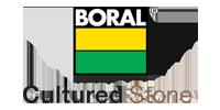 Boral Cultured Stone brand logo