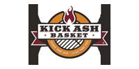 Kick Ash Basket brand logo