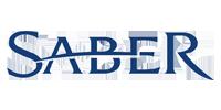 Saber Grills brand logo