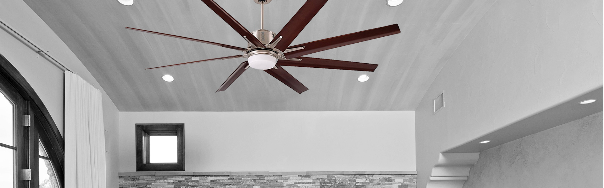 Ceiling fans at Marx Fireplaces & Lighting