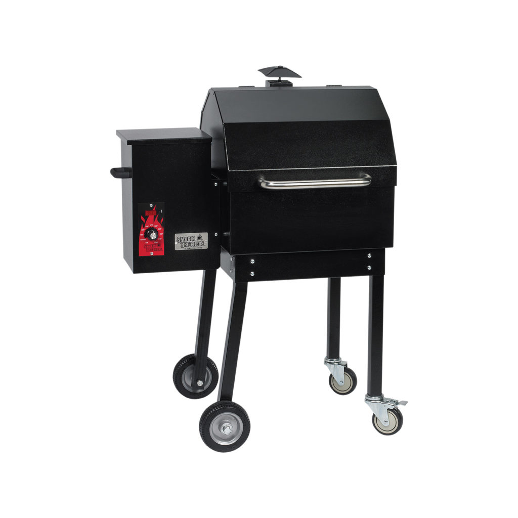 SMOKIN' BROTHERS G020T TRADITIONAL PELLET GRILL