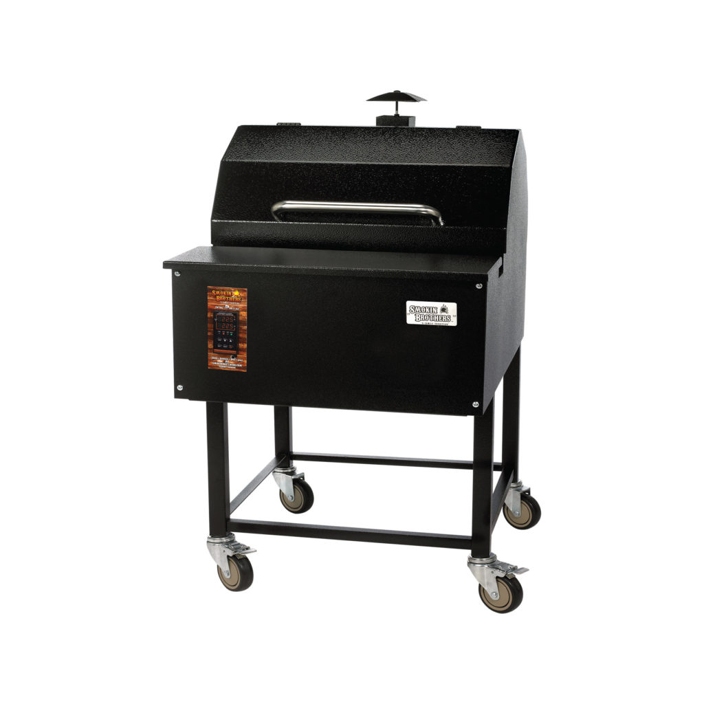 SMOKIN' BROTHERS G024P PREMIER PELLET GRILL
