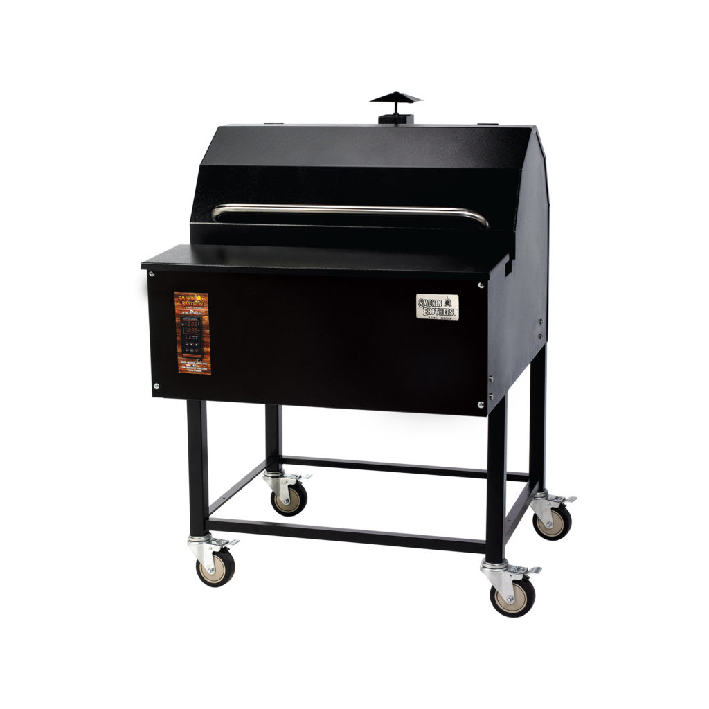 SMOKIN' BROTHERS G030P PREMIER PELLET GRILL