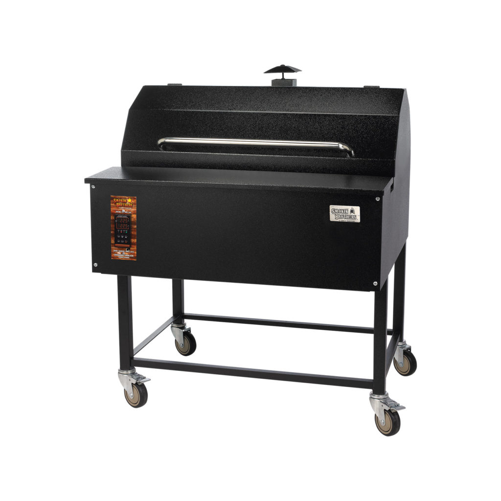 SMOKIN' BROTHERS G036P PREMIER PELLET GRILL